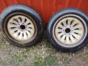 Photo Jeep Grand wagoneer wheels