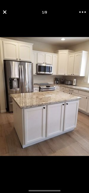 Super New And Used Kitchen Cabinets For Sale In Surprise Az Offerup Interior Design Ideas Greaswefileorg