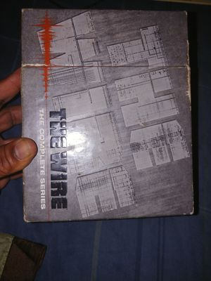 Complete seasons of the wire great condition for Sale in Washington, DC