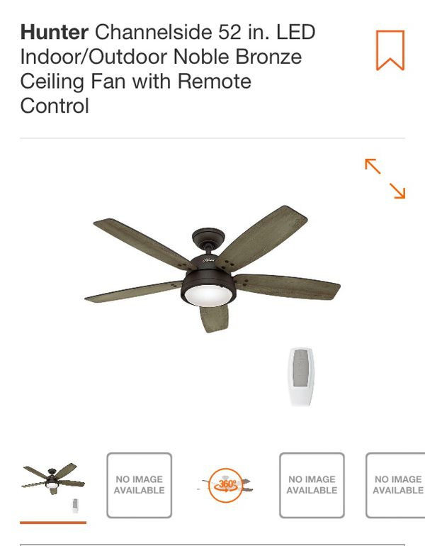 52 in indooroutdoor ceiling fan with remote control home garden 52 in indooroutdoor ceiling fan with remote control home garden in las vegas nv offerup aloadofball Choice Image
