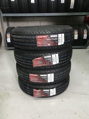 205 75 14 Trailer Tires BRAND NEW for Sale in South Salt Lake, UT