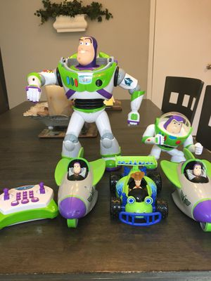 Buzz Lightyear Collection for Sale in Rockville, MD