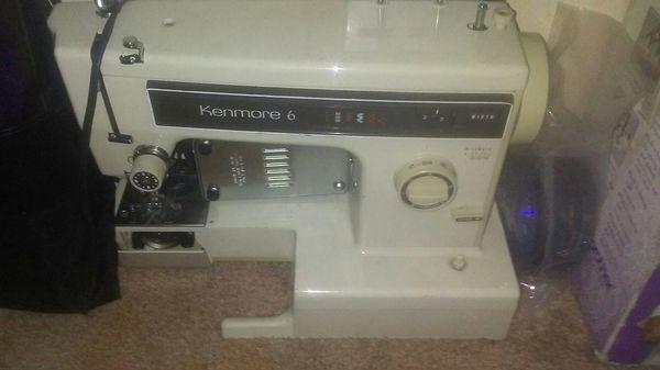 Kenmore 40 Sewing Machine For Sale In Las Vegas NV OfferUp Beauteous Sewing Machines Las Vegas