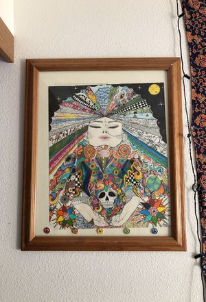 Original handmade artwork FRAMED! for Sale in Portland, OR