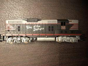 1950s Athearn Burlington GP9 Train Locomotive for Sale in Centreville, VA