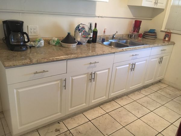pink kitchen cabinets kitchen cabinets less than 1 yr for in miami fl 1500