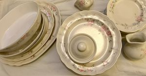 Pfaltzgraff Tea Rose Dinner Set for Sale in Sudley Springs, VA