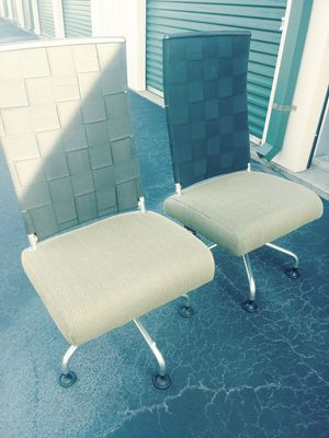 Waiting room chairs for Sale in McDonough, GA
