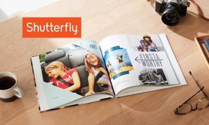 Shutterfly 20-standard page 8x8 book a 29.99.value for Sale in Madison Heights, VA