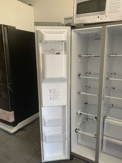 Samsung Side By Side Refrigerator Thumbnail