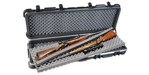 Quad rifle case / double bow case for Sale in Columbus, OH
