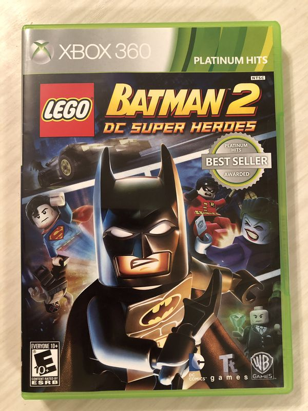 LEGO Batman 2 video game Xbox 360 for Sale in Hallandale Beach, FL - OfferUp