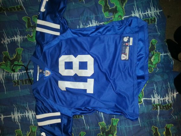 huge discount c86d1 378e4 Reebok Peyton Manning Colts jersey. Nfl on field jersey. for Sale in  Lakewood, WA - OfferUp