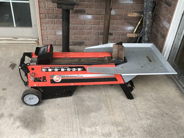 Dr 6 Ton Electric Wood Splitter For Sale In Paxinos Pa