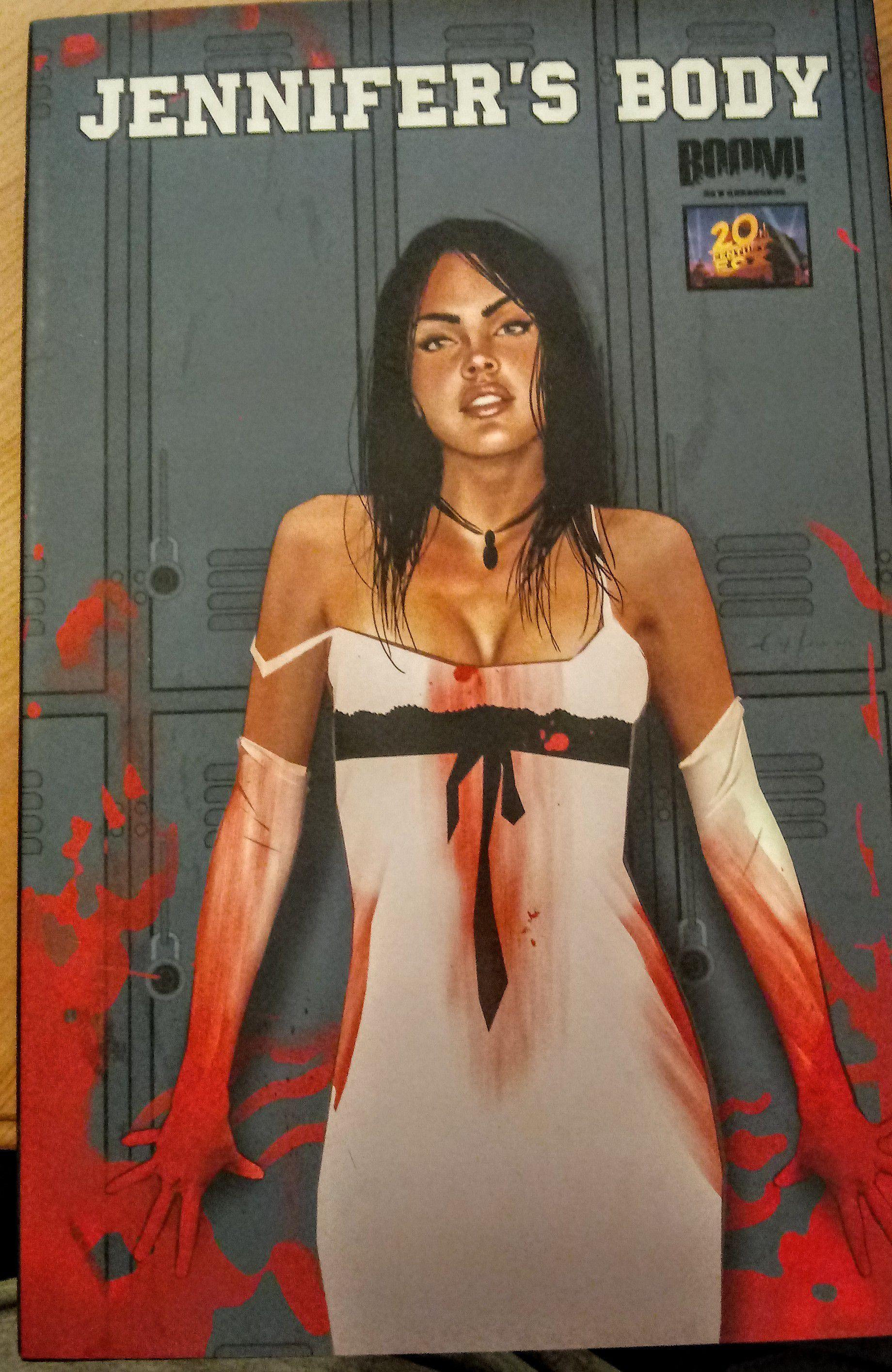 Jennifer's Body- Hardcover Boom Studios 2009