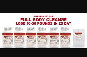 Dherbs Full Body Cleanse for Sale in Nashville, TN