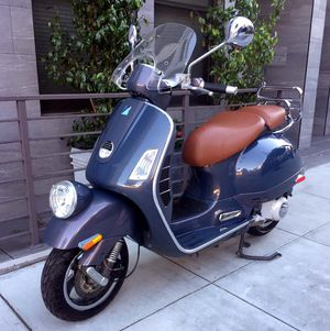 2007 Vespa GTV250i.e. for Sale in San Francisco, CA