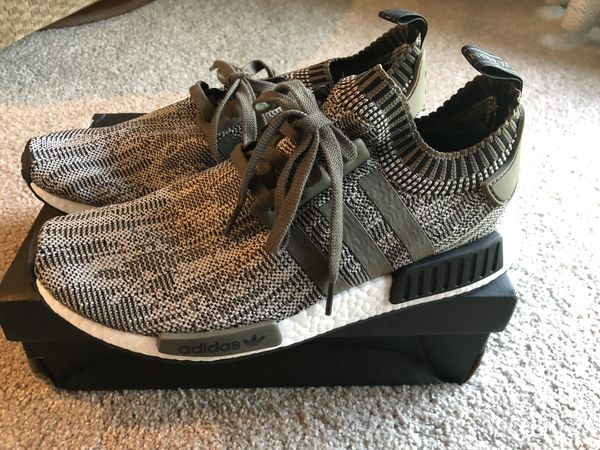 5ad103cf9 Adidas NMD R1 Primeknits- men s shoes for Sale in Wichita