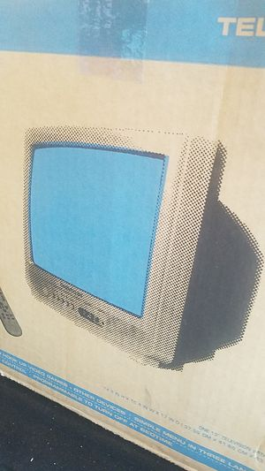 """Brand new Old Style Prortable 13"""" television for Sale in Edgewood, WA"""