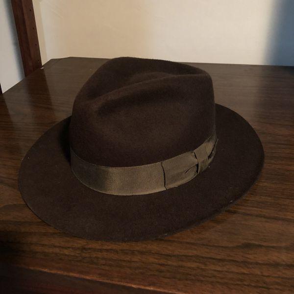 Fedora- Indiana Jones hat for Sale in McKnight 80adefdfaa9