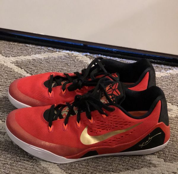 3d0e6ee96e7e Nike Kobe 9 used low China edition size.11 for Sale in Castro Valley ...