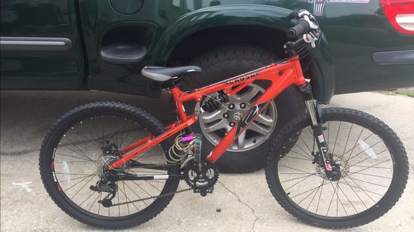 2006 K2 Crush 26 Mountain Bike For Sale In Saint Cloud Fl Offerup