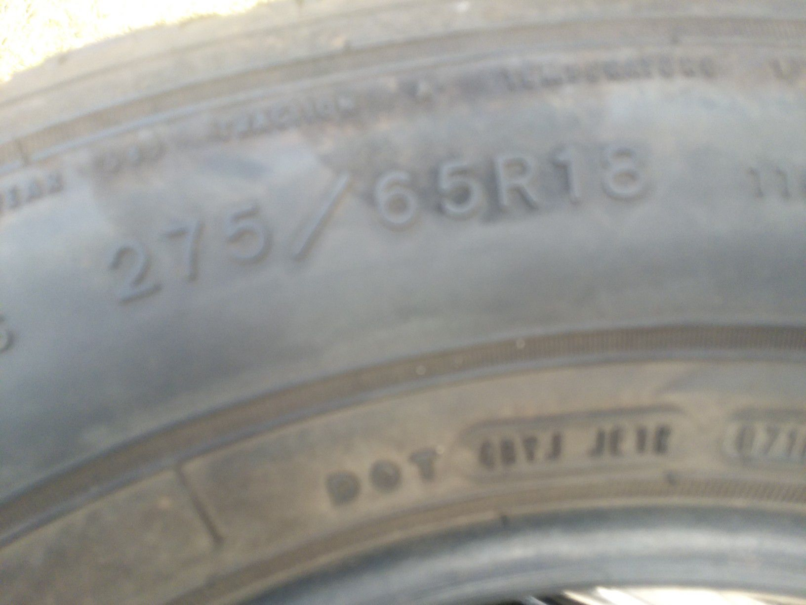 Goodyear tires all the same call {contact info removed}