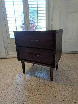 Mid century night stand for Sale in Orlando, FL