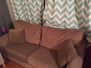 Pier 1 Pull Out Couch — moving sale! for Sale in Washington, DC