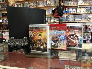 PlayStation 3 PS3 and 3 kids games for Sale in Houston, TX