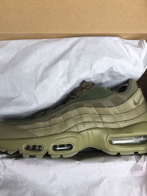 3e319f692faa86 Nike air max 95 premium neutral olive ( size 8.5) 538416-201 for ...