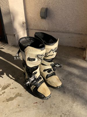 Alpinestar boots size 12 for Sale in San Diego, CA