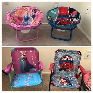 Kids chairs, toys, books, games, & puzzles for Sale in Alexandria, VA