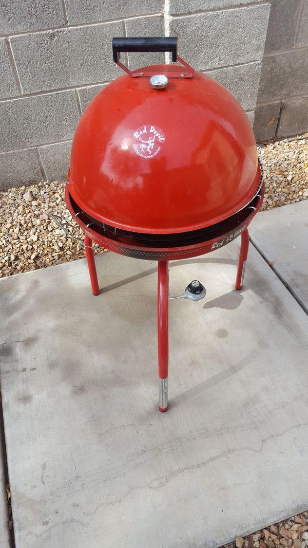 Offerup Las Vegas >> Red Devil Grill - Home Safe
