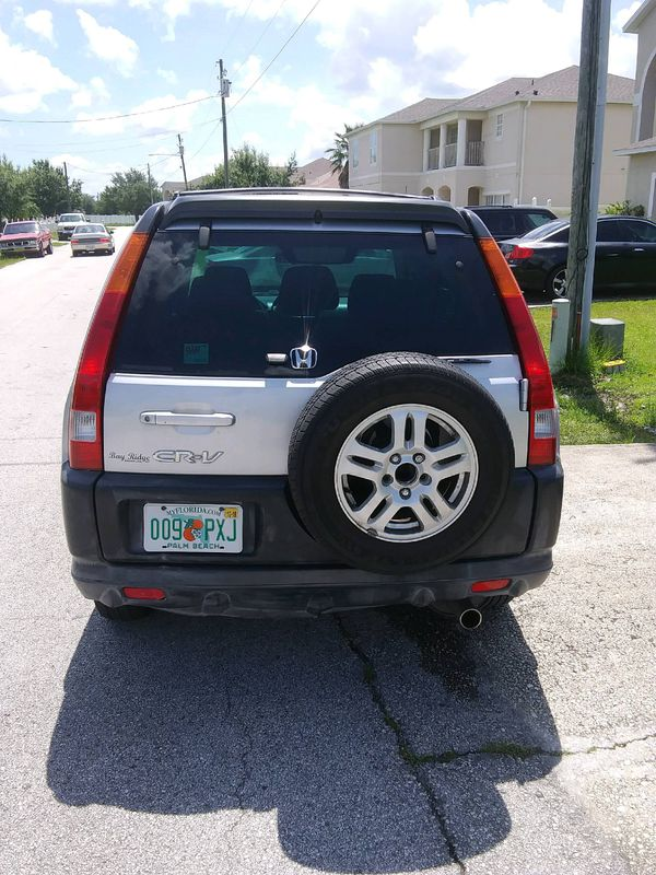2004 Honda Crv For Sale In Kissimmee Fl Offerup