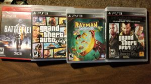 PS3 Games for Sale in Las Vegas, NV