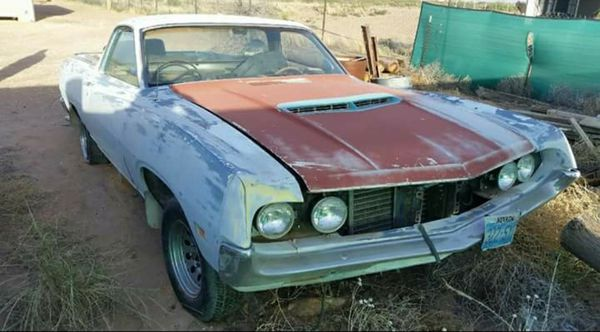 1971 Ford Ranchero for Sale in El Paso, TX - OfferUp