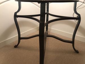 Small glass dining table for Sale in Washington, DC