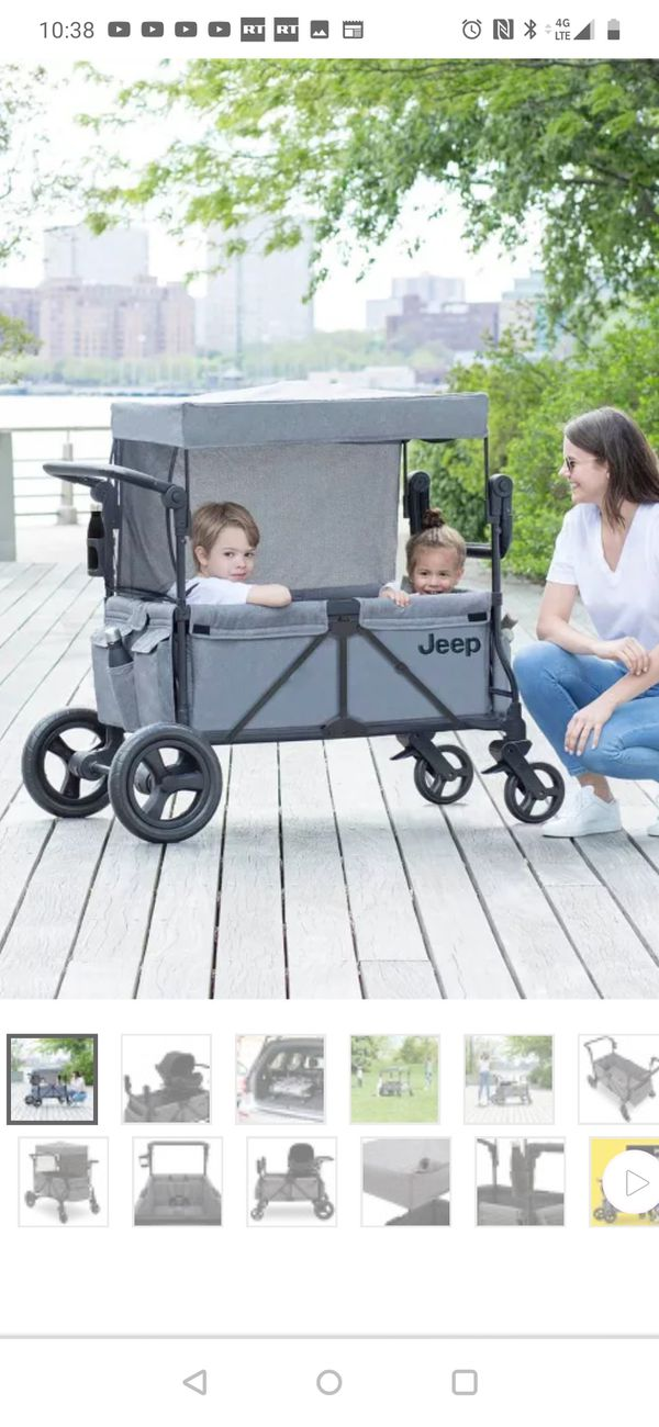 Jeep Wrangler Stroller Wagon for Sale in Glendale, CA ...