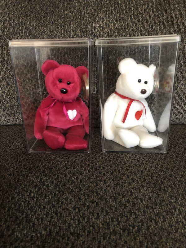Valentina and Valentino Beanie Baby Bears for Sale in San Diego a7cbb0539e9