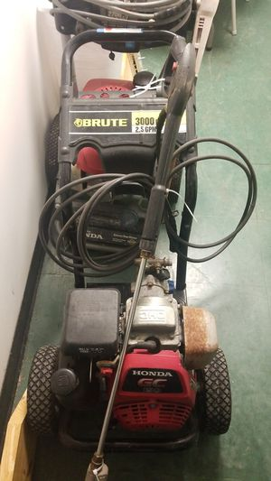 Brute pressure washer 3000 psi for Sale in Pine Hills, FL