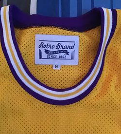 LSU Shaquille O'Neal Jersey.... Retro brand Authentic Thumbnail