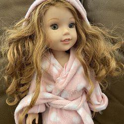 American Girl WellieWishers Willa Doll Thumbnail