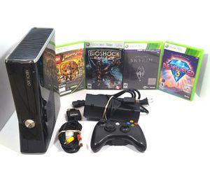 Photo Xbox 360 250GB Bundle With Games