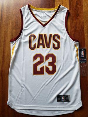 Photo Lebron James Cleveland Cavs NBA basketball Jersey size small