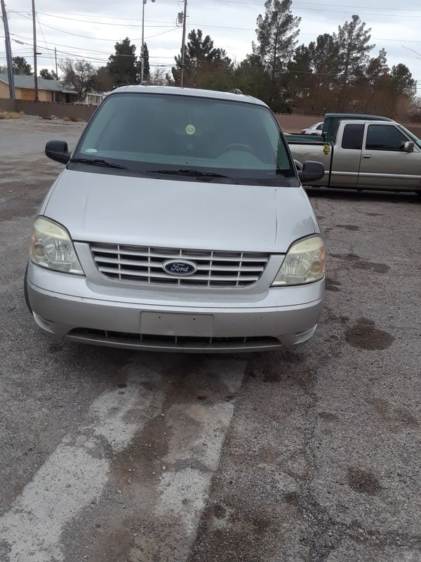 574297aa5dda 2006 Ford Freestar van very reliable has no mechanical issues clean inside  out AC and heat works 170k on the miles ready for the highway