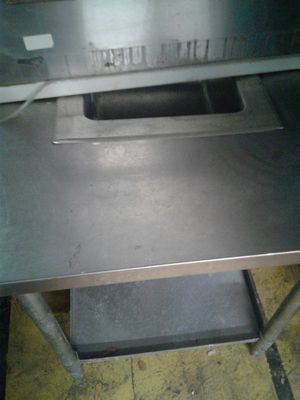 Hot Table stainless steel works great for Sale in Orlando, FL