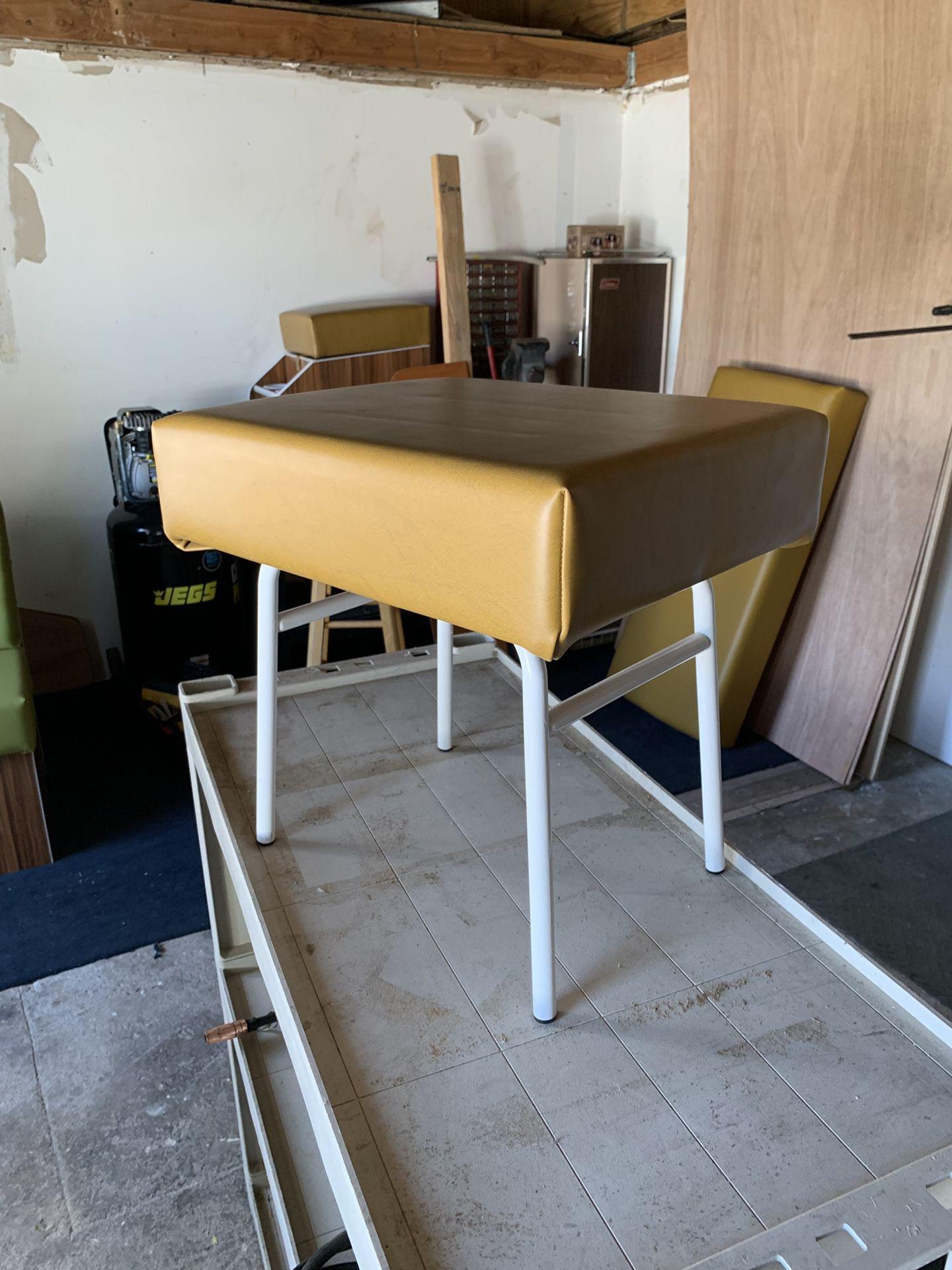 Vw bus westfalia stool