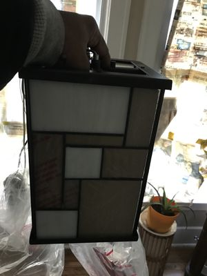 Pendent ceiling light for Sale in Detroit, MI