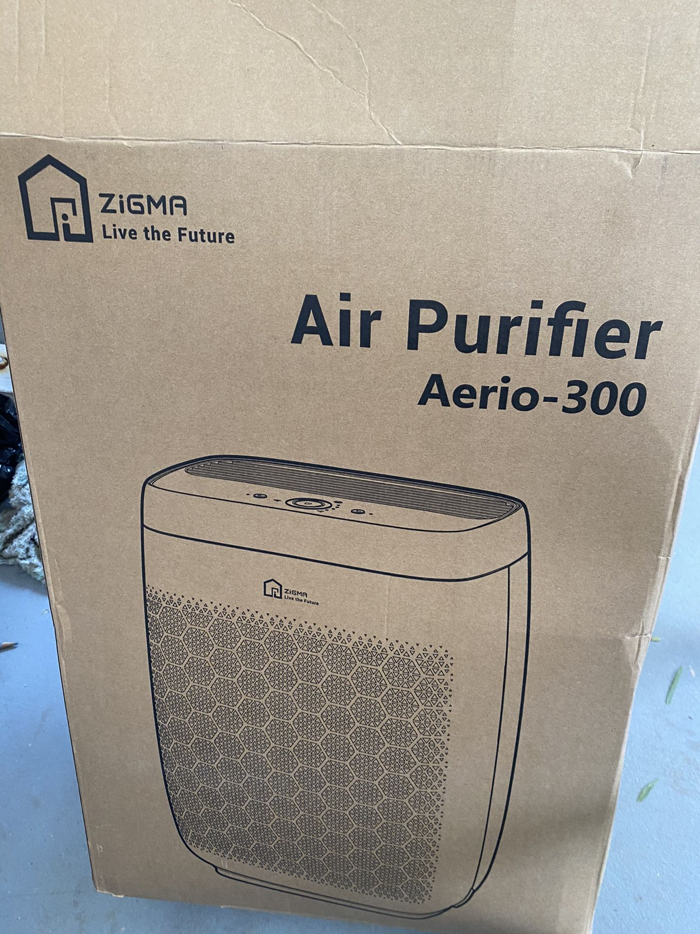 Zigma Air Purifier